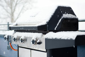Tips for winter propane grilling